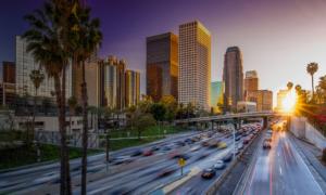 Los Angeles gov case study