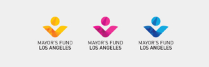 LA Mayor's Fund logos