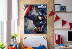 Disney Fankit poster mockup