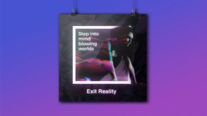exit reality virtual reality branding
