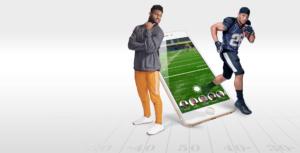 Play 3D mobile app mockup