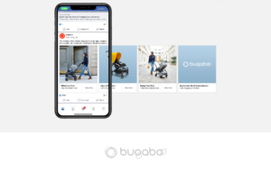 bugaboo social media campaign mockup