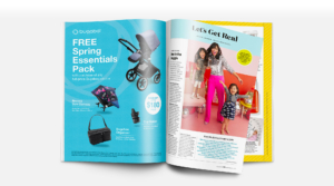 bugaboo magazine print