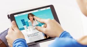dr. phil ecommerce website mockup