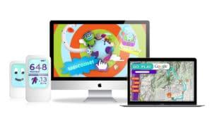Mattel Go Play website mockup