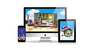 ebay shop victoriously ecommerce website mockup